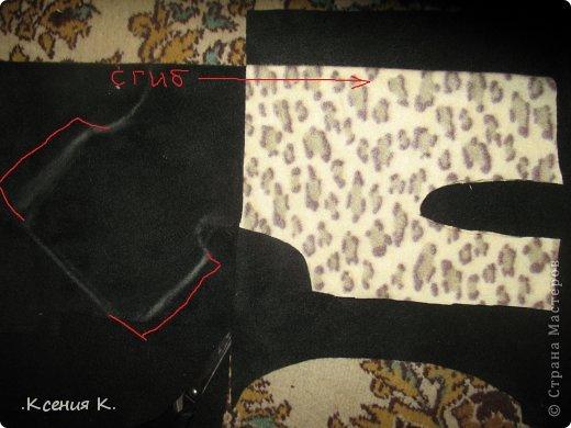 Мастер-класс Шитьё: Обещанный мастер класс по пошиву комбинезона для собак Ткань. Фото 8