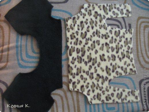 Мастер-класс Шитьё: Обещанный мастер класс по пошиву комбинезона для собак Ткань. Фото 10