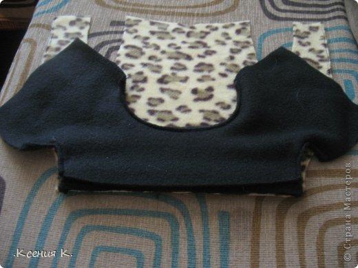 Мастер-класс Шитьё: Обещанный мастер класс по пошиву комбинезона для собак Ткань. Фото 13