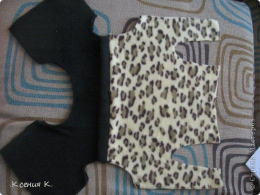 Мастер-класс Шитьё: Обещанный мастер класс по пошиву комбинезона для собак Ткань. Фото 14