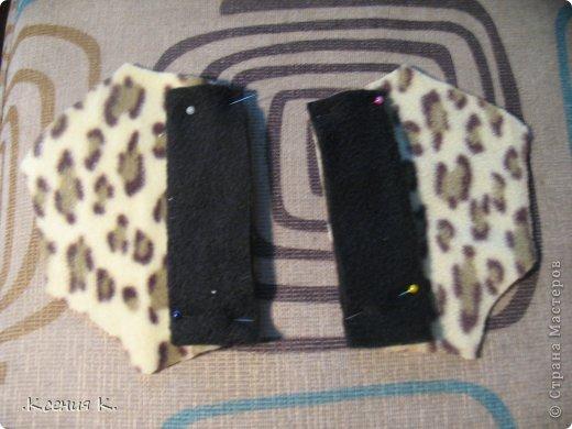 Мастер-класс Шитьё: Обещанный мастер класс по пошиву комбинезона для собак Ткань. Фото 27