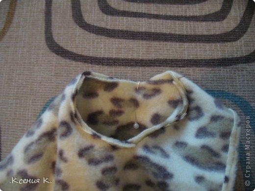 Мастер-класс Шитьё: Обещанный мастер класс по пошиву комбинезона для собак Ткань. Фото 31