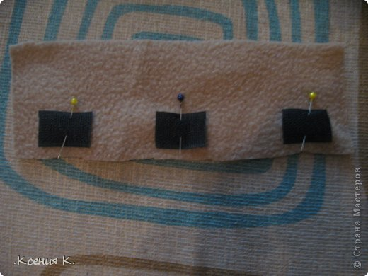 Мастер-класс Шитьё: Обещанный мастер класс по пошиву комбинезона для собак Ткань. Фото 32