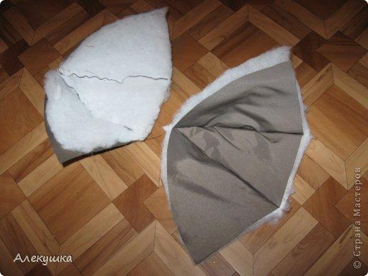 Гардероб, Мастер-класс Шитьё: Шапка из воротника. Мех, Ткань. Фото 7