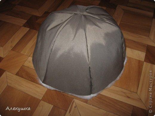 Гардероб, Мастер-класс Шитьё: Шапка из воротника. Мех, Ткань. Фото 9