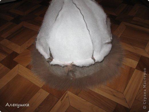 Гардероб, Мастер-класс Шитьё: Шапка из воротника. Мех, Ткань. Фото 11