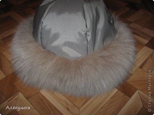 Гардероб, Мастер-класс Шитьё: Шапка из воротника. Мех, Ткань. Фото 12