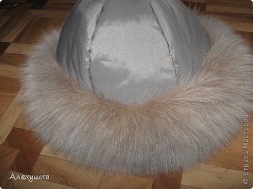 Гардероб, Мастер-класс Шитьё: Шапка из воротника. Мех, Ткань. Фото 17