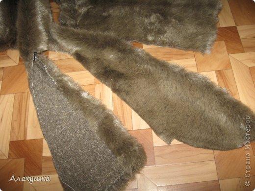 Гардероб, Мастер-класс Шитьё: Шапка из воротника. Мех, Ткань. Фото 18