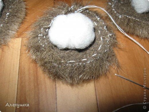 Гардероб, Мастер-класс Шитьё: Шапка из воротника. Мех, Ткань. Фото 21