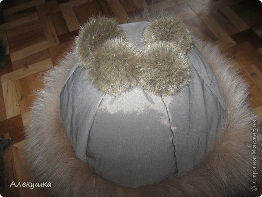 Гардероб, Мастер-класс Шитьё: Шапка из воротника. Мех, Ткань. Фото 23