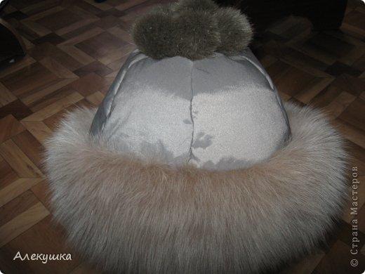 Гардероб, Мастер-класс Шитьё: Шапка из воротника. Мех, Ткань. Фото 25