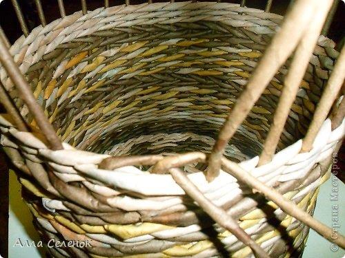 Мастер-класс, Поделка, изделие Плетение: МК загибки. Бумага газетная, Трубочки бумажные Отдых. Фото 2