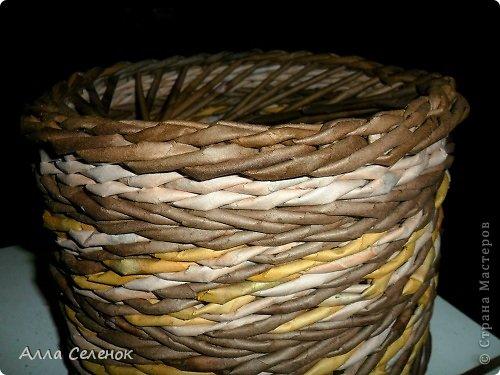 Мастер-класс, Поделка, изделие Плетение: МК загибки. Бумага газетная, Трубочки бумажные Отдых. Фото 23