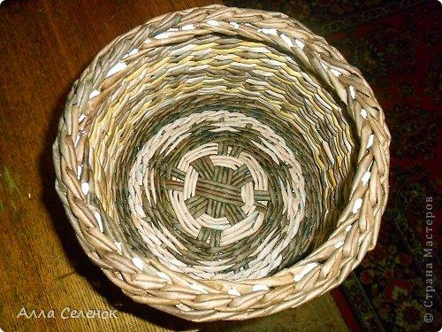 Мастер-класс, Поделка, изделие Плетение: МК загибки. Бумага газетная, Трубочки бумажные Отдых. Фото 29