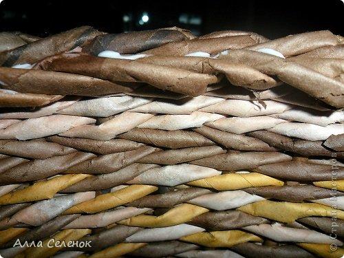 Мастер-класс, Поделка, изделие Плетение: МК загибки. Бумага газетная, Трубочки бумажные Отдых. Фото 30