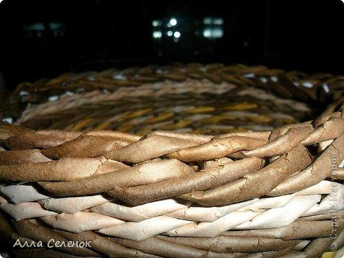 Мастер-класс, Поделка, изделие Плетение: МК загибки. Бумага газетная, Трубочки бумажные Отдых. Фото 31
