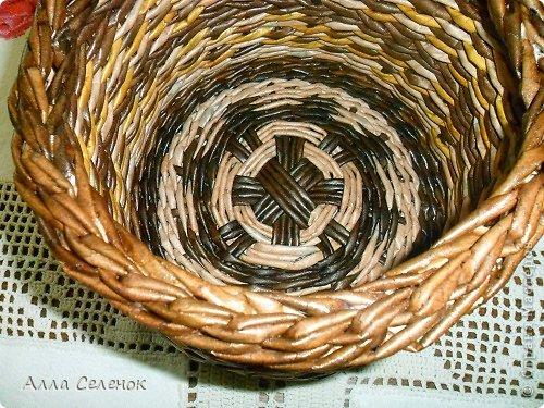 Мастер-класс, Поделка, изделие Плетение: МК загибки. Бумага газетная, Трубочки бумажные Отдых. Фото 32