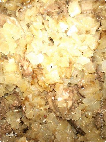 Кулинария, Мастер-класс Рецепт кулинарный: Куриная печень - наш любимый рецепт.. Фото 5