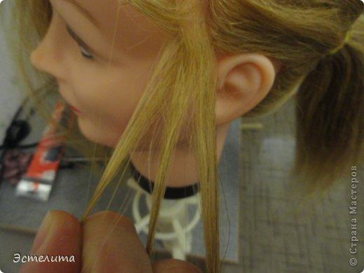 Мастер-класс, Прическа Плетение: МК 2 в1 . Фото 10