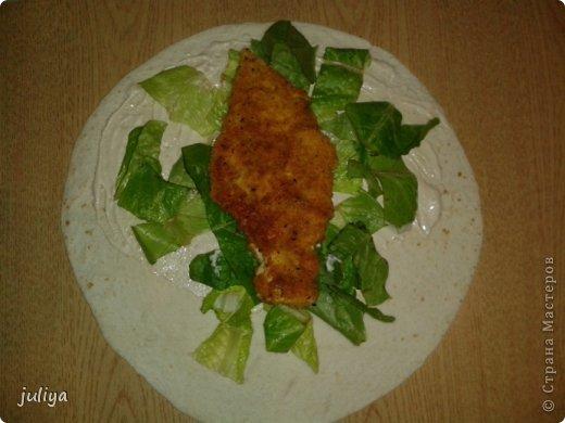 Кулинария, Мастер-класс Рецепт кулинарный: Цезарь ролл. Макдоналдс Продукты пищевые. Фото 15