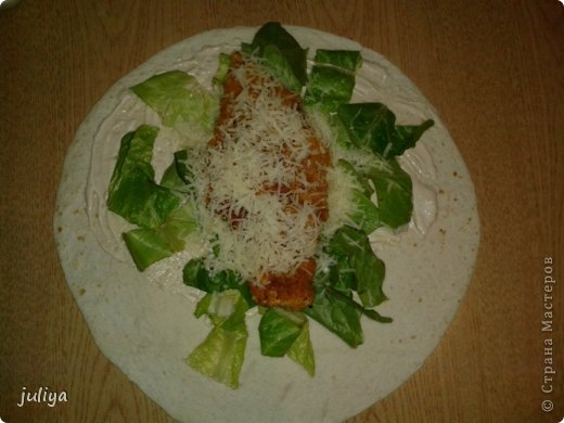 Кулинария, Мастер-класс Рецепт кулинарный: Цезарь ролл. Макдоналдс Продукты пищевые. Фото 16