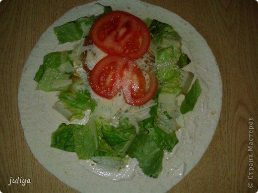 Кулинария, Мастер-класс Рецепт кулинарный: Цезарь ролл. Макдоналдс Продукты пищевые. Фото 17