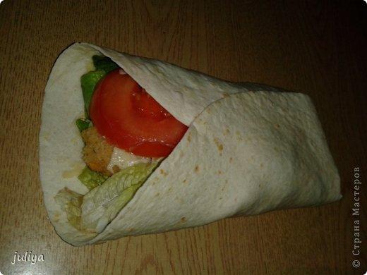 Кулинария, Мастер-класс Рецепт кулинарный: Цезарь ролл. Макдоналдс Продукты пищевые. Фото 19