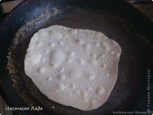 Кулинария, Мастер-класс: Кыстыбый с картошкой Тесто для выпечки. Фото 4
