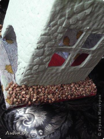 Мастер-класс Декупаж: Чайный домик!!!! Картон, Салфетки Отдых. Фото 15