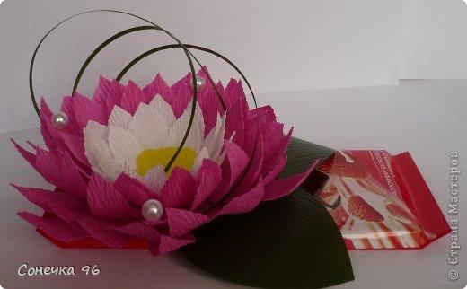 Свит-дизайн: Первые шаги  в свит-дизайне Бумага гофрированная 8 марта, Валентинов день. Фото 5