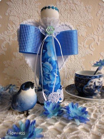 Декор предметов, Куклы: ПАСХАЛЬНЫЙ АНГЕЛ. Пасха. Фото 1