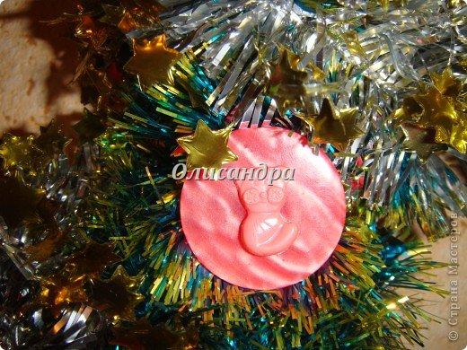 Вчера,гуляя по Стране Мастеров,я увидела рождественский венок  http://stranamasterov.ru/node/129253 Конечно,я смотрела на них и раньше, но этот меня вдохновил... Вдохновение совпало с наличием свободного времени ... и процесс начался.... Фото 5
