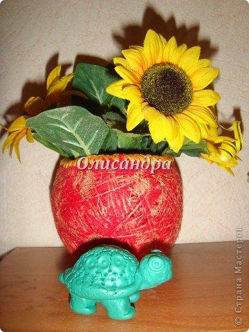 """Это моя вторая черепашка... Первая здесь... http://stranamasterov.ru/node/145175?t=670  Часто говорят ...""""позеленел от злости""""- это не про нее, она добрая..., а зовут Гена... в честь крокодила Гены ( такой замечательный мультик...). Фото 5"""