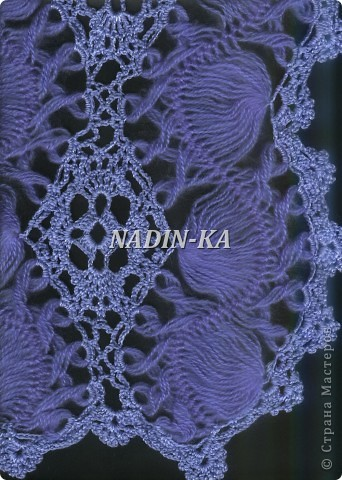 Гардероб, Мастер-класс Вязание, Вязание крючком: МК вязание на вилке. 1 Нитки, Пряжа. Фото 23