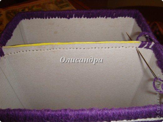 """""""Первая серия"""" здесь ...   http://stranamasterov.ru/node/176881   Но она неинтересная... Вторая намного симпатичнее... Это та же коробочка с другой стороны... Итак, декор.... Фото 16"""