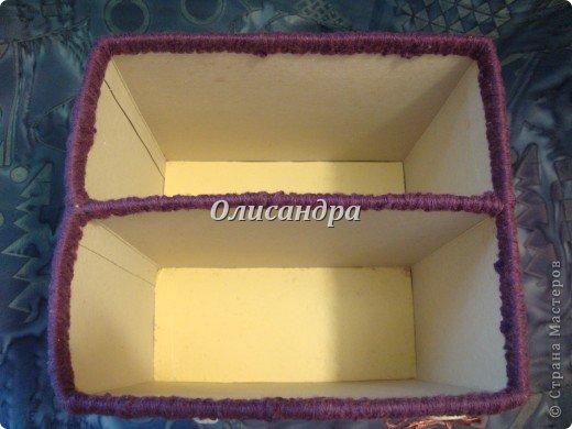 """""""Первая серия"""" здесь ...   http://stranamasterov.ru/node/176881   Но она неинтересная... Вторая намного симпатичнее... Это та же коробочка с другой стороны... Итак, декор.... Фото 17"""