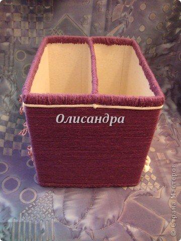 """""""Первая серия"""" здесь ...   http://stranamasterov.ru/node/176881   Но она неинтересная... Вторая намного симпатичнее... Это та же коробочка с другой стороны... Итак, декор.... Фото 18"""