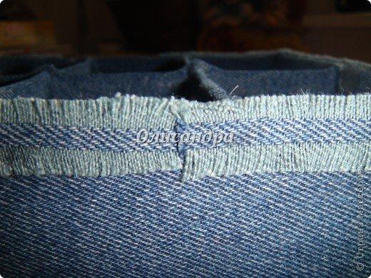 """Наконец-то, у меня дошли руки до джинсовых залежей, поэтому сегодня хочу продолжить """"джинсовую тему""""... , которую начала здесь... http://stranamasterov.ru/node/219208. Фото 20"""