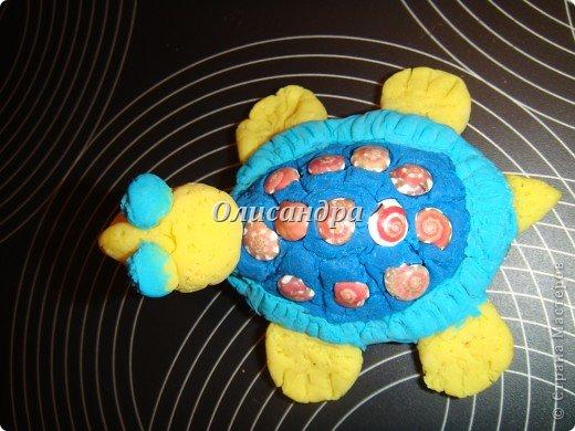 Я коллекционирую черепашек и пытаюсь делать их своими руками из различных материалов... . Фото 6