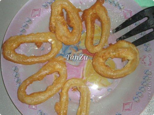 Кулинария, Мастер-класс Рецепт кулинарный: Кольца кальмара в кляре Продукты пищевые. Фото 7
