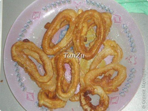 Кулинария, Мастер-класс Рецепт кулинарный: Кольца кальмара в кляре Продукты пищевые. Фото 1
