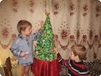 Наш подарок Деду Морозу и ребятам нашего двора