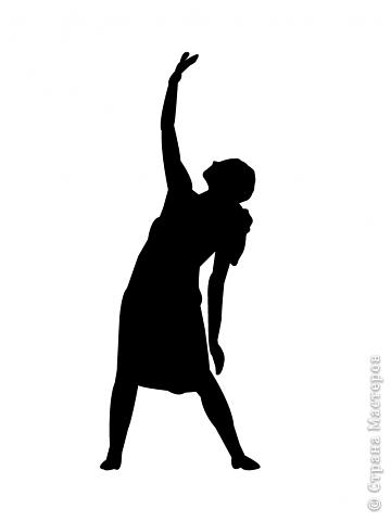 Вырезание Танцующим феям посвящается  Бумага фото 1