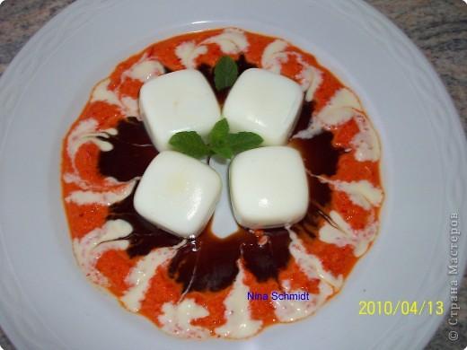 Мастер-класс Рецепт кулинарный На завтрак Квадратные яйца  Продукты пищевые фото 1