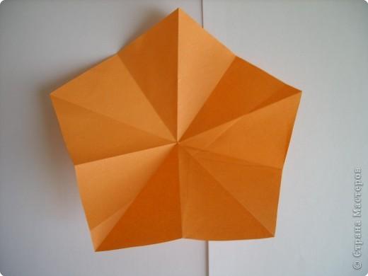 Мастер-класс Оригами МК Цветы Бумага фото 53