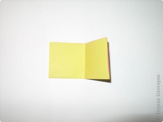 Мастер-класс Оригами МК Цветы Бумага фото 3