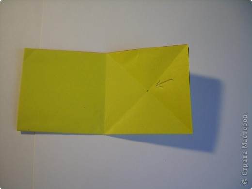 Мастер-класс Оригами МК Цветы Бумага фото 5