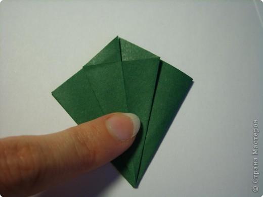 Мастер-класс Оригами МК Цветы Бумага фото 39