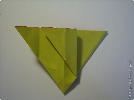 Мастер-класс Оригами МК Цветы Бумага фото 18